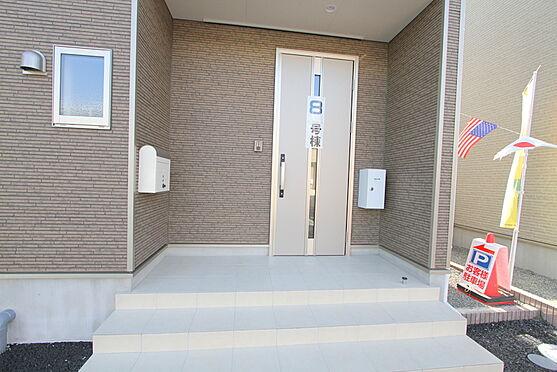 新築一戸建て-大崎市古川李埣字前田 玄関