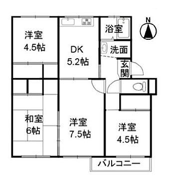 マンション(建物一部)-神戸市北区有野台2丁目 全室開口のさわやかな室内