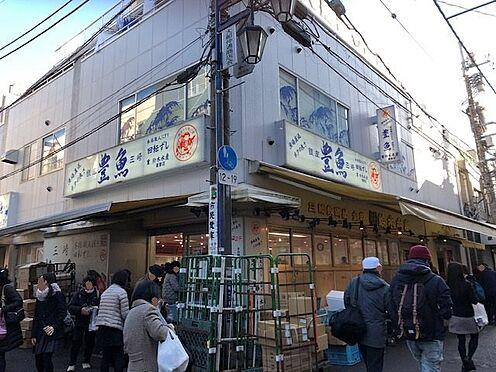 土地-鎌倉市小袋谷1丁目 昔ながらの商店街
