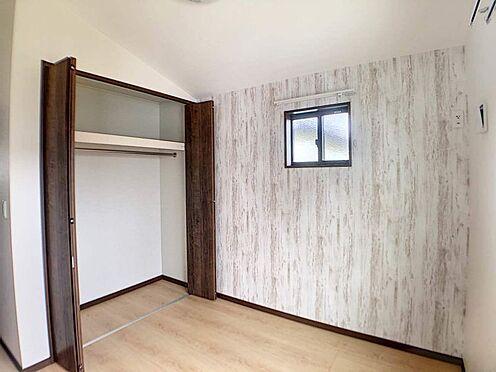 戸建賃貸-一宮市木曽川町門間字筋違 収納は各部屋についています