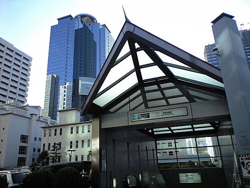 マンション(建物一部)-新宿区西新宿6丁目 最寄り駅の様子