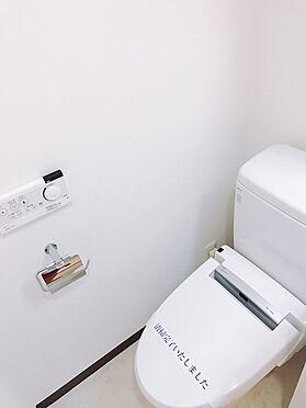 マンション(建物一部)-横浜市西区花咲町4丁目 トイレ