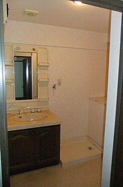 マンション(建物一部)-福岡市東区大字上和白 洗面