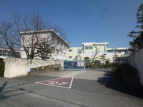 土地-豊田市花園町 若園中学校まで徒歩約18分(約1383m)