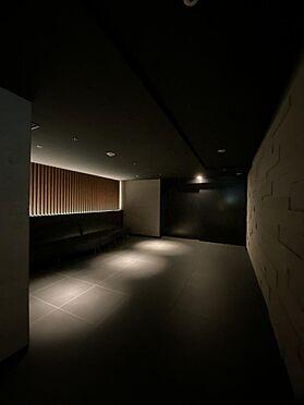区分マンション-渋谷区広尾4丁目 共用部