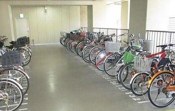 マンション(建物一部)-堺市堺区北安井町 屋内駐輪場あり