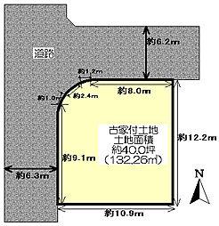 阪急京都本線 茨木市駅 徒歩21分