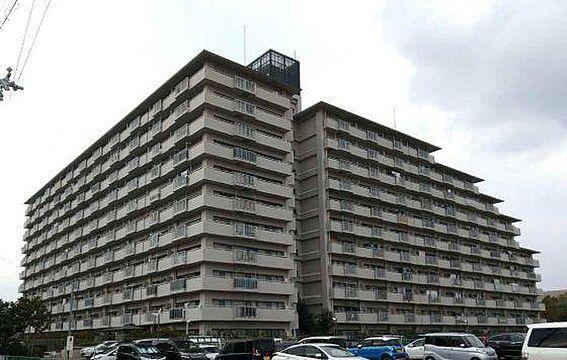 マンション(建物一部)-京都市南区久世大薮町 落ち着いた印象の外観
