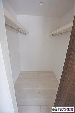 新築一戸建て-仙台市太白区西多賀2丁目 収納