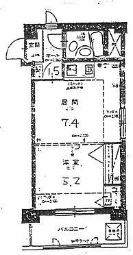 マンション(建物一部)-釧路市南大通4丁目 間取り