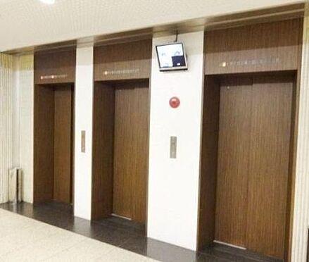 マンション(建物一部)-大阪市淀川区宮原2丁目 防犯カメラ付きのエレベーターあり
