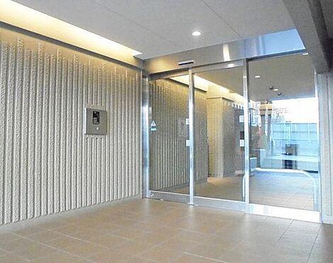 マンション(建物一部)-大阪市天王寺区生玉町 エントランスにはオートロックあり