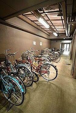 マンション(建物一部)-京都市上京区西船橋町 屋根付きの自転車置き場