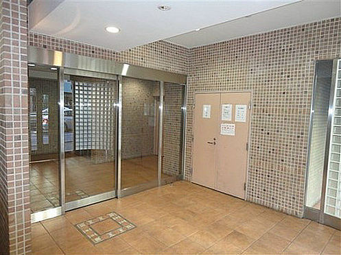 マンション(建物一部)-新宿区西早稲田3丁目 エントランス