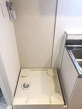 中古マンション-さいたま市南区大字太田窪 洗濯機置き場