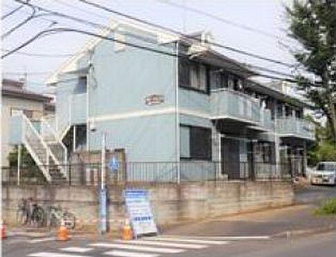 アパート-町田市忠生4丁目 外観