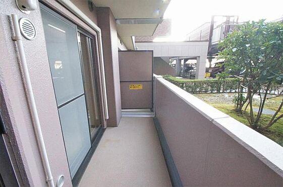 中古マンション-仙台市泉区みずほ台 バルコニー