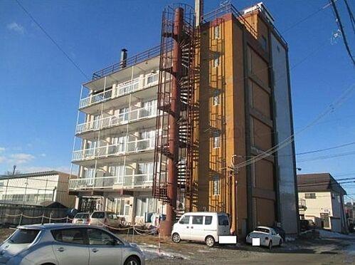 マンション(建物一部)-帯広市東五条南22丁目 外観