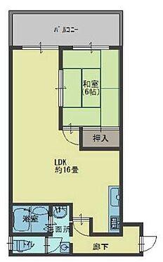 マンション(建物一部)-大阪市東淀川区豊新2丁目 広々した1R
