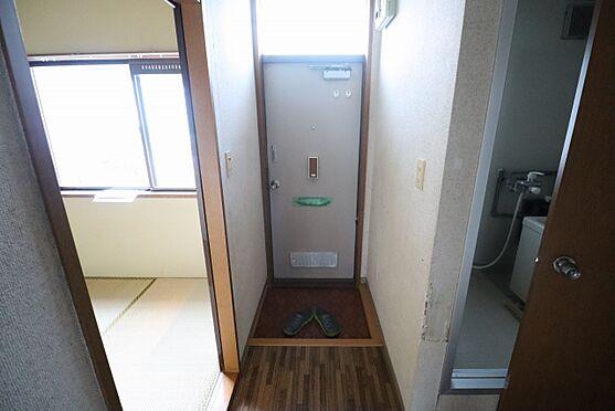 アパート-富士宮市大中里 玄関