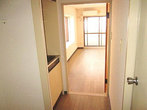 マンション(建物一部)-東村山市栄町2丁目 明るい室内(電気をつけないでこの明るさです。)