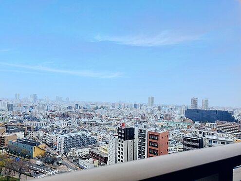 区分マンション-新宿区西新宿8丁目 西側バルコニーからの眺望