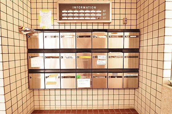 マンション(建物一部)-葛飾区西亀有3丁目 郵便ボックス