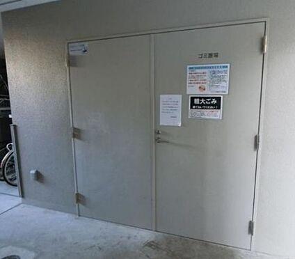 マンション(建物一部)-大阪市都島区中野町1丁目 専用ごみBOX完備
