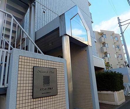 マンション(建物一部)-横浜市港北区箕輪町2丁目 メゾン・ド・クラルテ・収益不動産