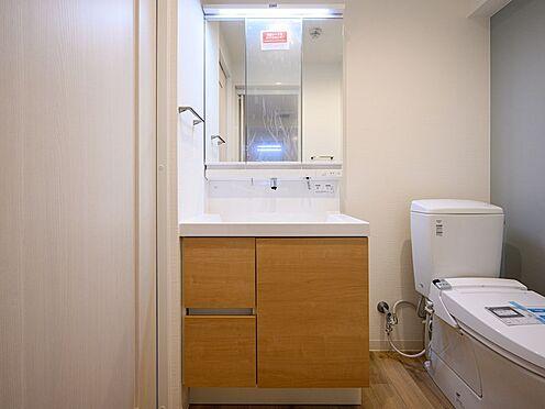 中古マンション-品川区東大井1丁目 ホテルライクな洗面トイレスペースです