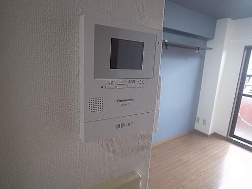 マンション(建物一部)-世田谷区上北沢4丁目 カラーモニター付きインターフォン