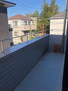 一棟マンション-狛江市猪方3丁目 バルコニー