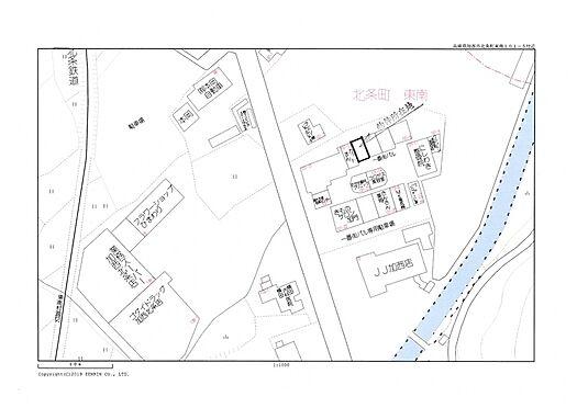 店舗・事務所・その他-加西市北条町東南 地図