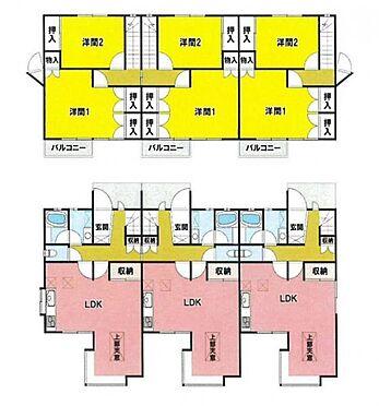 アパート-相模原市中央区横山4丁目 横山4丁目アパート・ライズプランニング