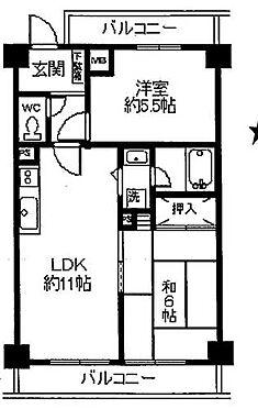 マンション(建物一部)-相模原市中央区相模原4丁目 間取り