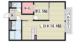 山陽電鉄網干線 広畑駅 徒歩4分