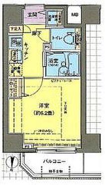 マンション(建物一部)-墨田区本所4丁目 間取り