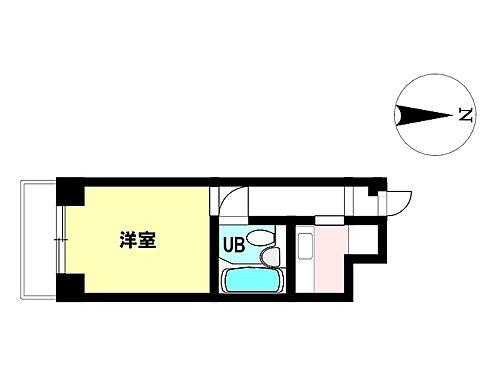 マンション(建物一部)-倉敷市昭和1丁目 間取り