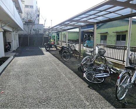 マンション(建物全部)-多摩市和田 駐輪スペース2
