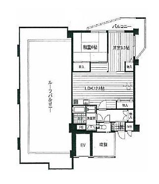 マンション(建物一部)-大阪市平野区長吉六反1丁目 ルーフバルコニー有り