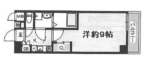マンション(建物一部)-京都市左京区山端川端町 3点セパレート1K