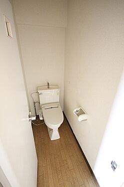 マンション(建物全部)-川越市新宿町3丁目 トイレ