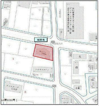 ビル(建物全部)-東大和市立野2丁目 地図