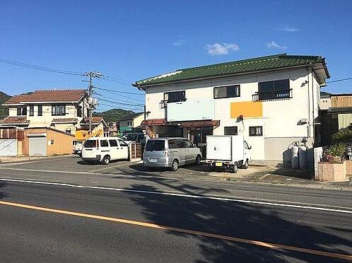 店舗付住宅(建物全部)-岡山市南区郡 外観