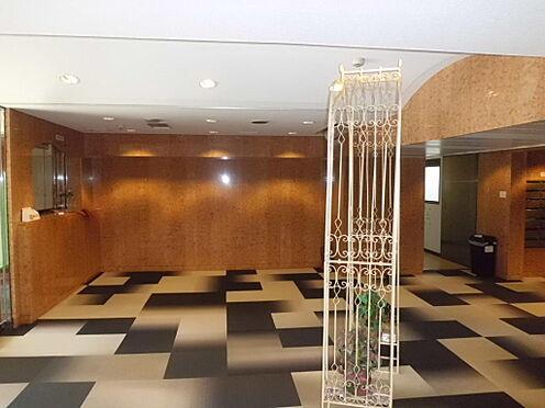 マンション(建物一部)-大田区大森西5丁目 エントランスホールの画像
