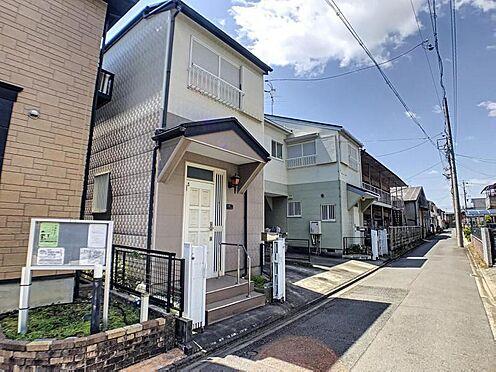戸建賃貸-名古屋市中村区角割町3丁目 近鉄線子黄金駅と烏森駅が徒歩圏。将来のお子様の通学も視野に入れるとアクセスがいい住居は日々の生活を助けてくれますね♪