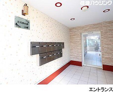 アパート-中野区江古田2丁目 オートロック