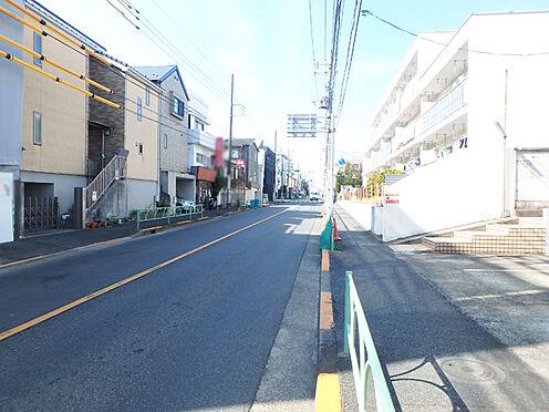 アパート-世田谷区赤堤3丁目 前面道路