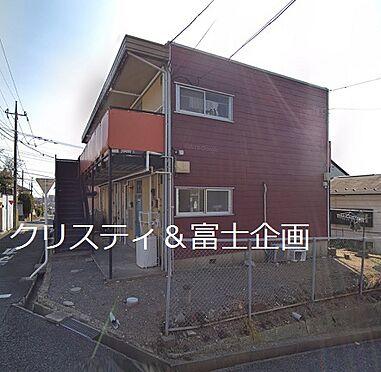 アパート-日野市三沢 外観