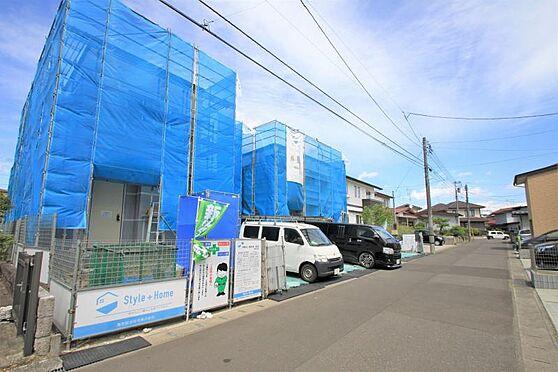 新築一戸建て-仙台市泉区向陽台3丁目 外観